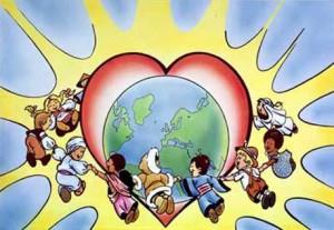 The world needs love!