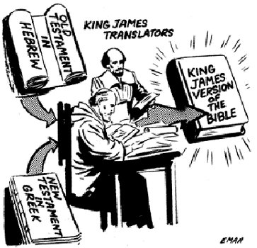 Image result for king james english