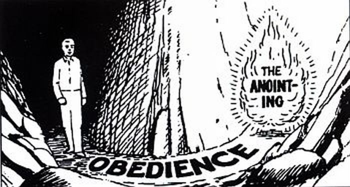 The obedient Christian.