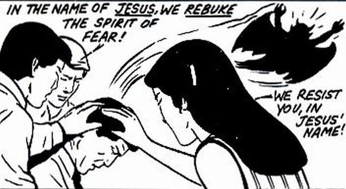 Jesus knocking on the door of your heart!